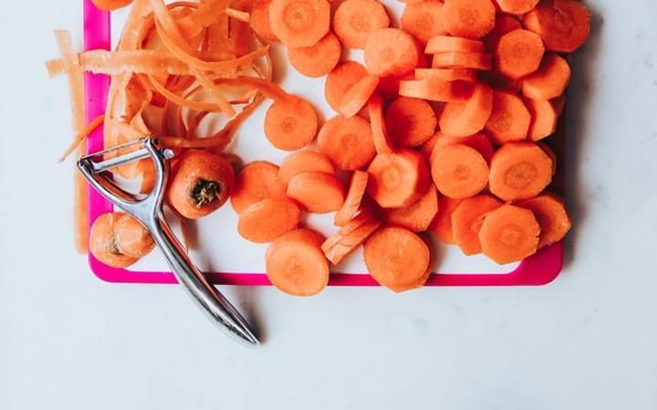 Karottensuppe für den Hund kochen gegen Durchfall